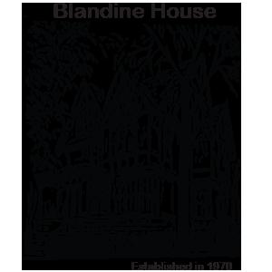 blandine house logo